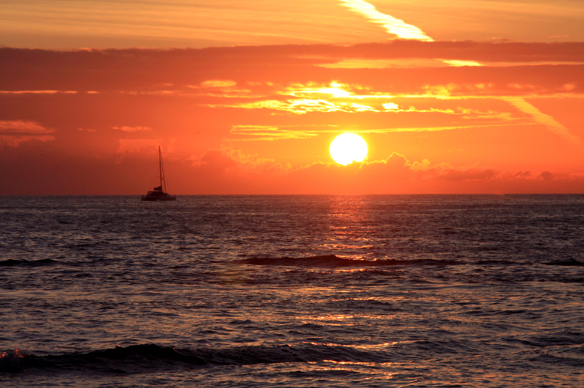 Majestic Sunsets in Key West
