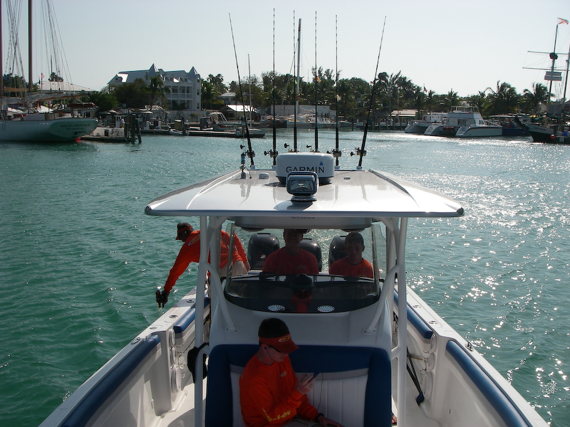 Captain 39 s gallery best key west charters for Best fishing charters in key west